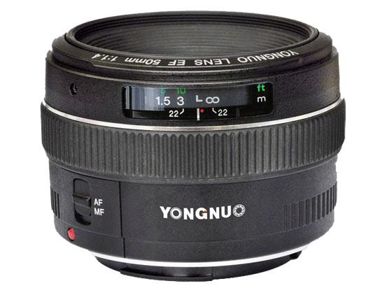 Yongnuo clona lentes da Canon - Fotografia DG