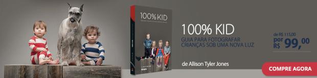 Comprar livro 100% Kid