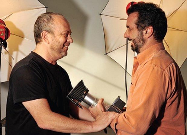 Bob e Sergio, por Cleiby Trevisan.