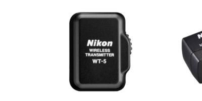 Adaptadores wireless da Nikon