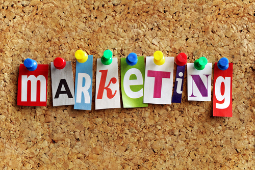 Marketing via Shutterstock