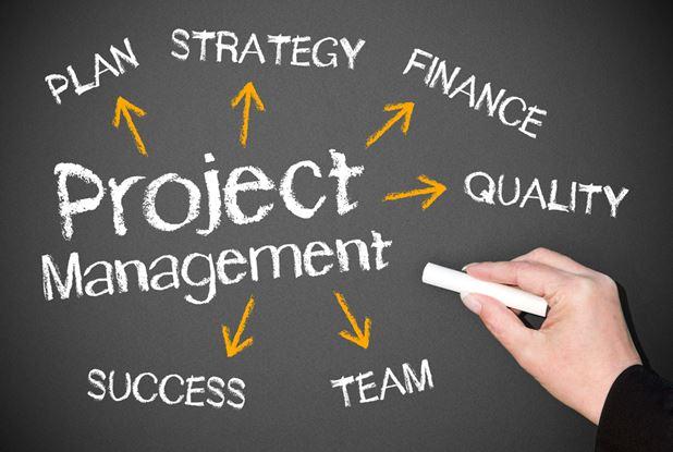 Controlar o projeto via shutterstock.com
