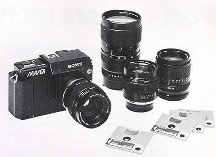 Camera digital - foto de divulgação