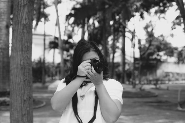 Inicio na fotografia