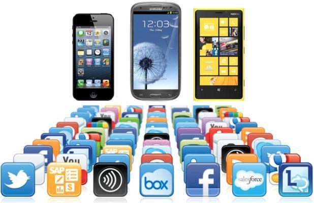 apps smartphones - foto de divulgação
