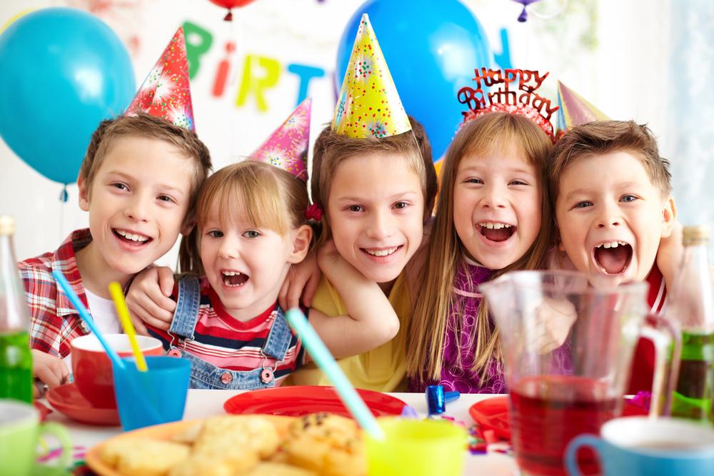 Festa de Anos via shutterstock.com