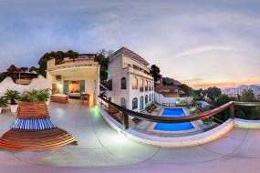 Fotografia 360 - Hotel The Villa Rio