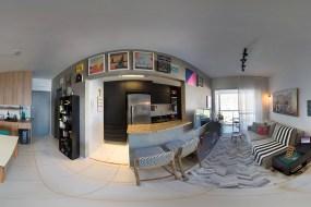 Fotografia 360 - Carolina Mendonça Arquitetura