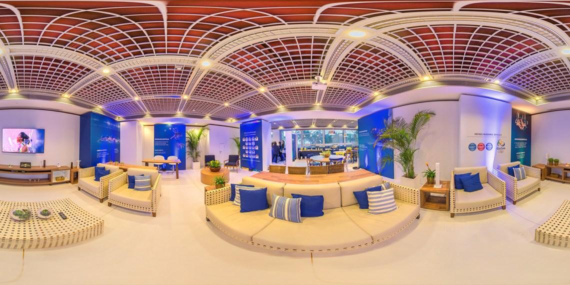 Lounge Embratel - RIO2016