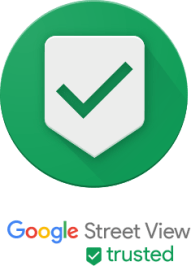 Selo Google Street View Trusted