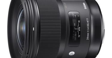 Sigma, 24mm f1.4 DG HSM, grandangolo, Nikon, Canon, foto