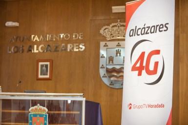 Presentación 4G Los Alcázares
