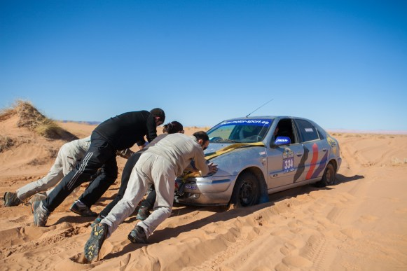 Maroc Challenge Raid