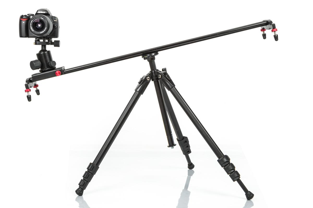 Slider kamerowy VIDEO 100cm (ślizgowy) do Aparatu