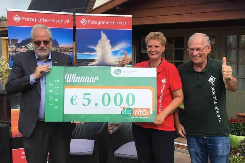 Fotografie-reizen.nl wint de juryprijs van de EBG