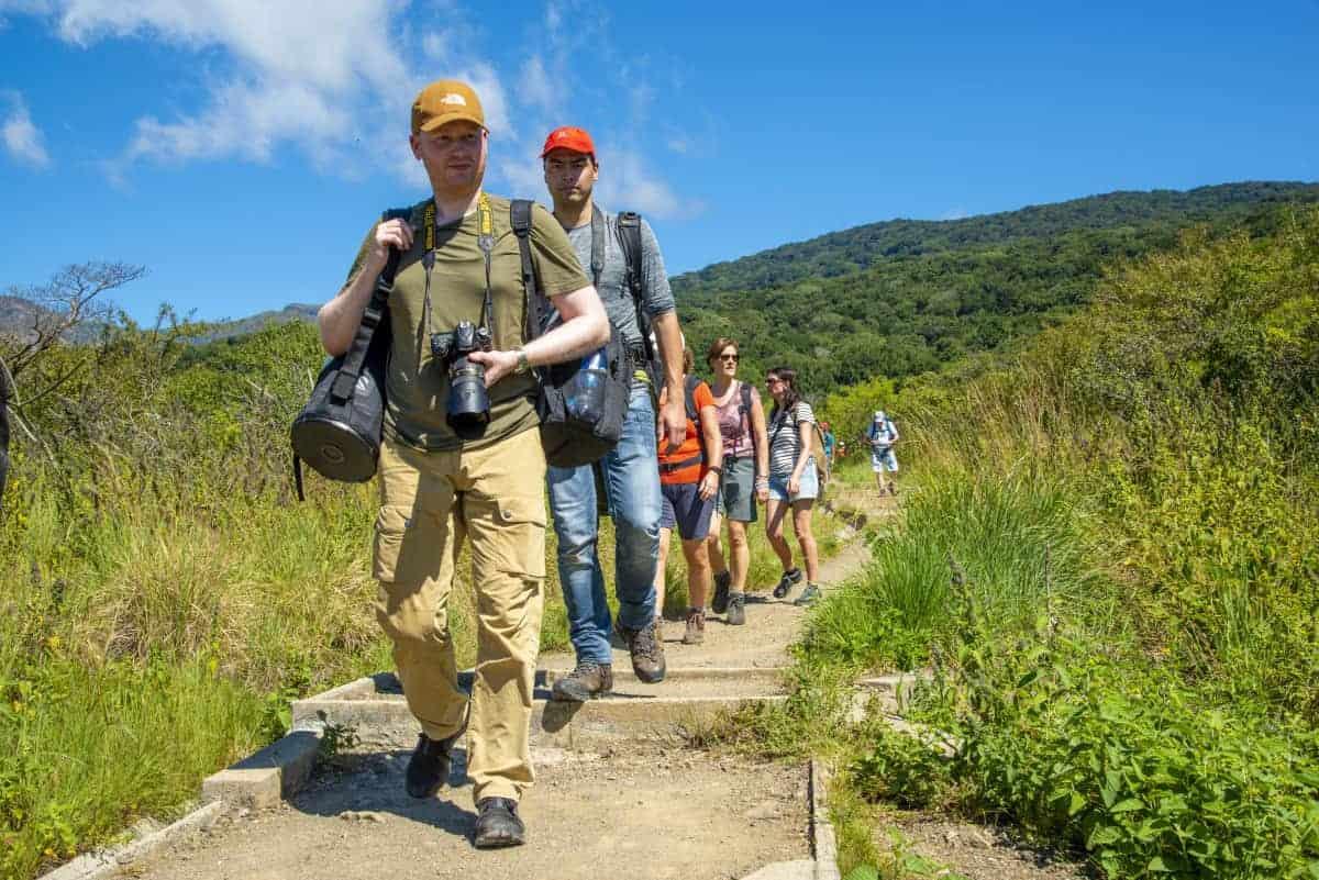Fotoreis Costa Rica op de vulkaan