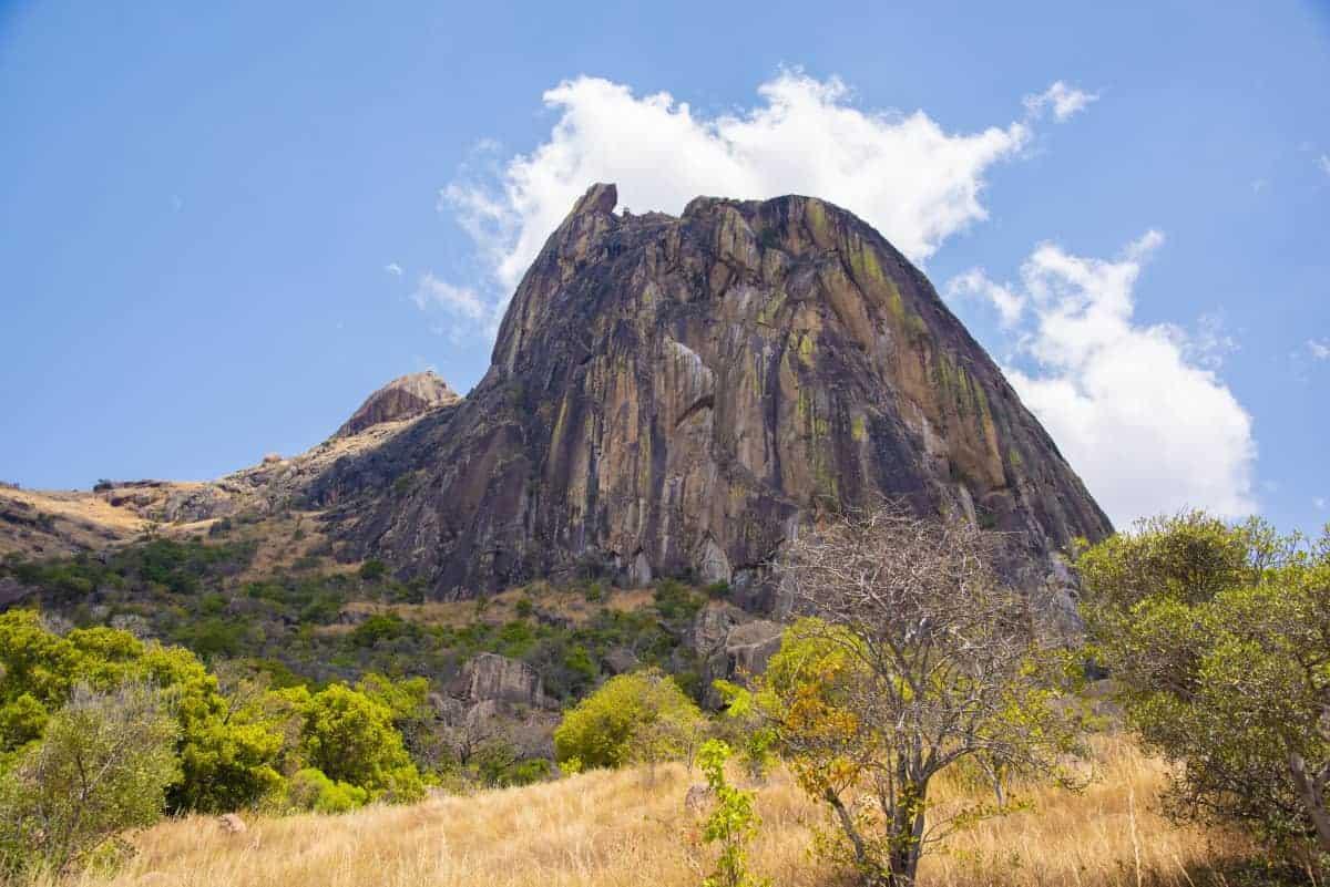 Fotoreis Madagaskar Tsaranoro