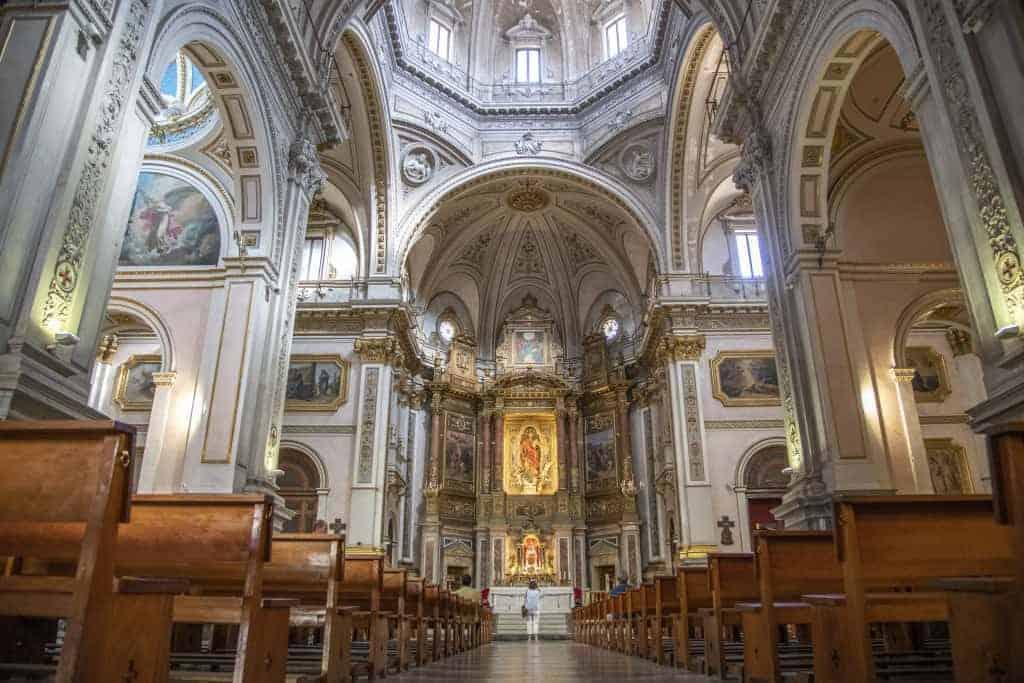 Fotoreis Valencia - Kathedraal