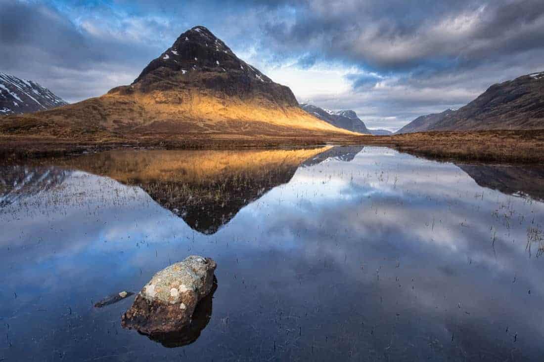 Fotoreizen Schotland Buachaille Etive Beag Loch Na Fola | Fotografie-reizen - Fotoreizen
