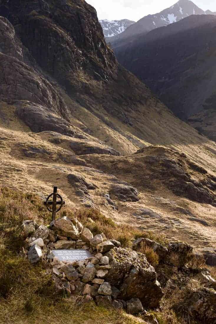 Fotoreizen Schotland - Ralston memorial