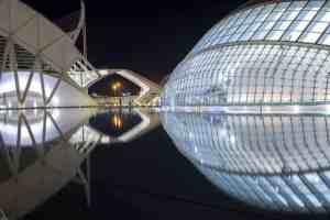 Fotostedentrip Valencia avondfoto Ciutat de las Artes | Fotografie-reizen - Fotoreizen