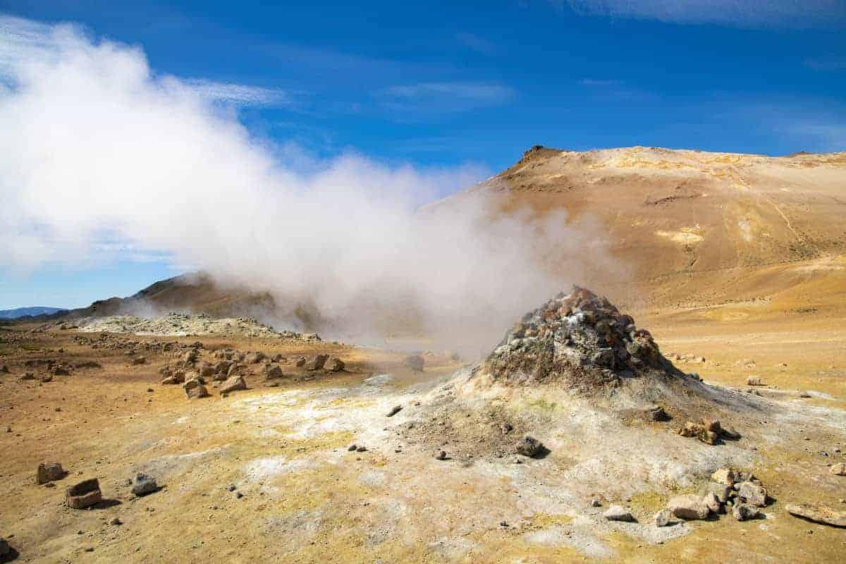 Myvatn - fotoreis IJsland