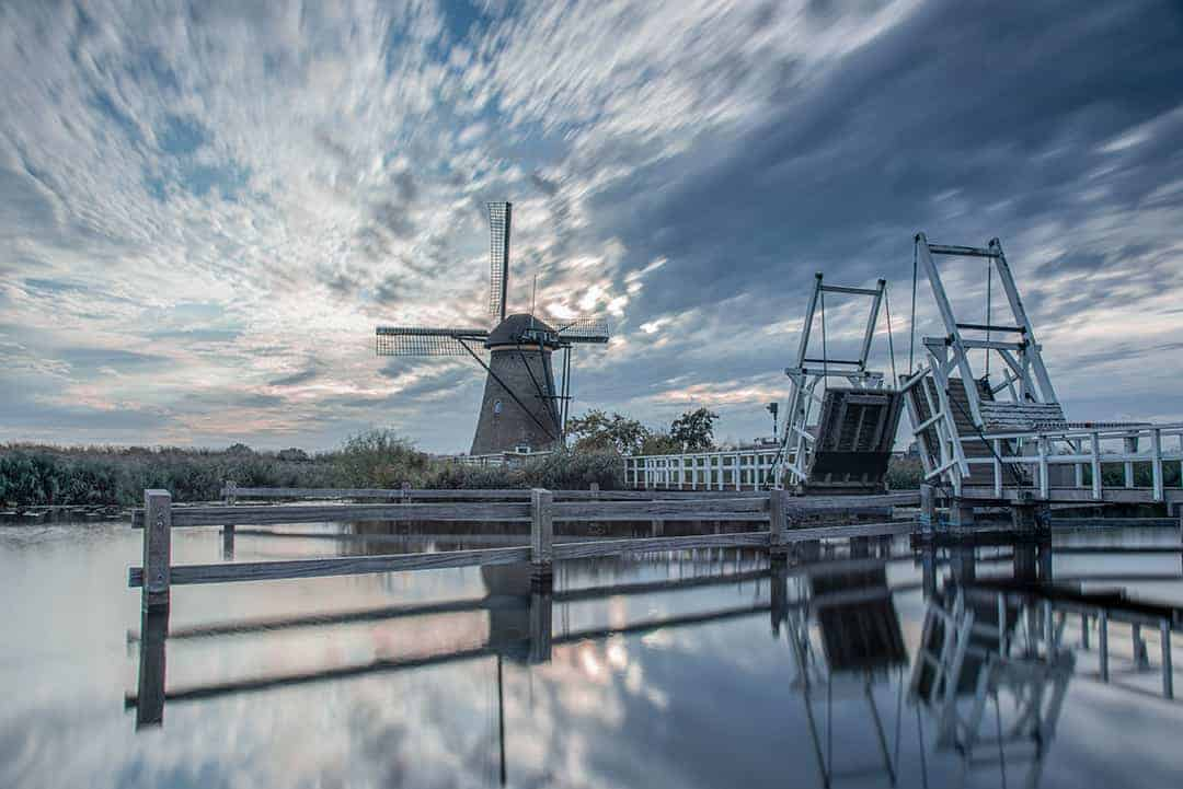 HDR Foto Zaanse Schans