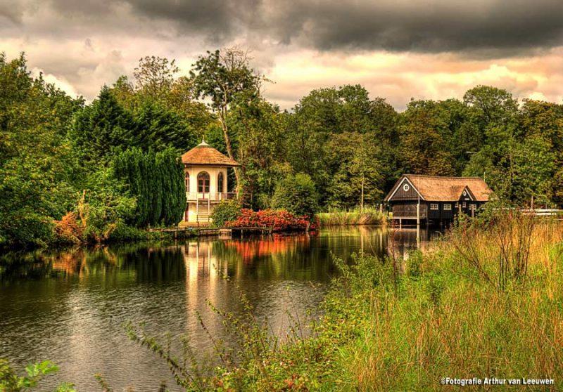 landschapsfotografie aan de vecht Utrecht | Fotografie Arthur van Leeuwen