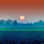 zonsondergang Randwijk | Fotografie Arthur van Leeuwen