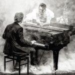 bruidsfotografie, Zevenaar, Liemers, musiater, piano