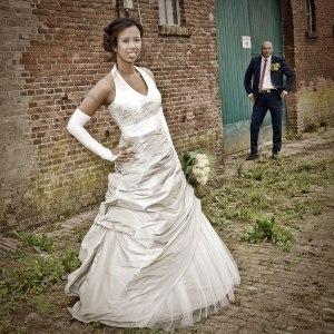 bruidsfoto