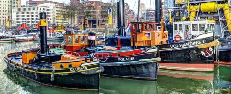 HDR-fotografie_Leuvehaven-Rotterdam