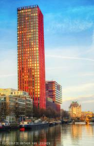 The-Red-Apple,-Rotterdam