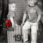 Kinderportret-Duiven