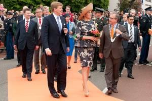 koning Alexander, koningin, Maxima, Duiven, gelderland