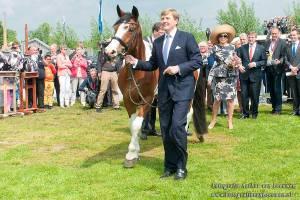 Bontfire met Willem Alexander, Ijsselstein