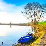 roeiboot-landschap, Duiven | Fotografie Arthur van Leeuwen