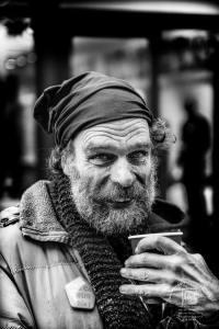 straatportret, kunstenaar gerard mulder
