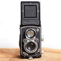 Rolleiflex MX