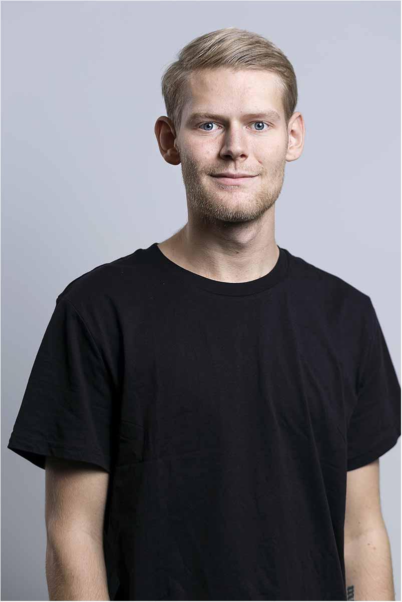 CV portrætfotografering