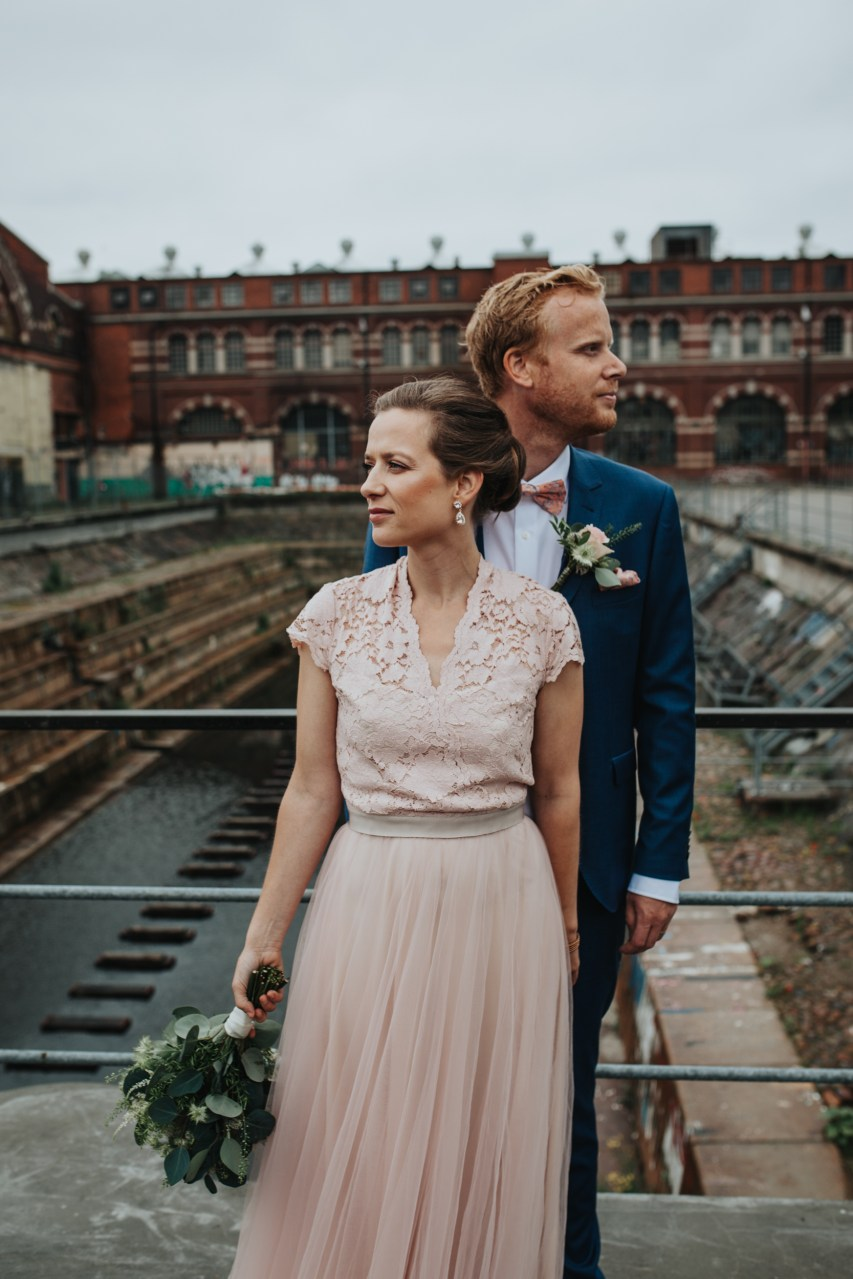 Bröllopsfotograf i Malmö