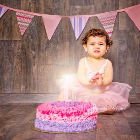 servizio fotografico smash cake bari