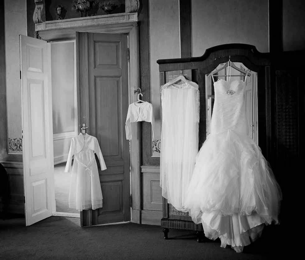 bryllupsfotos fra Odense