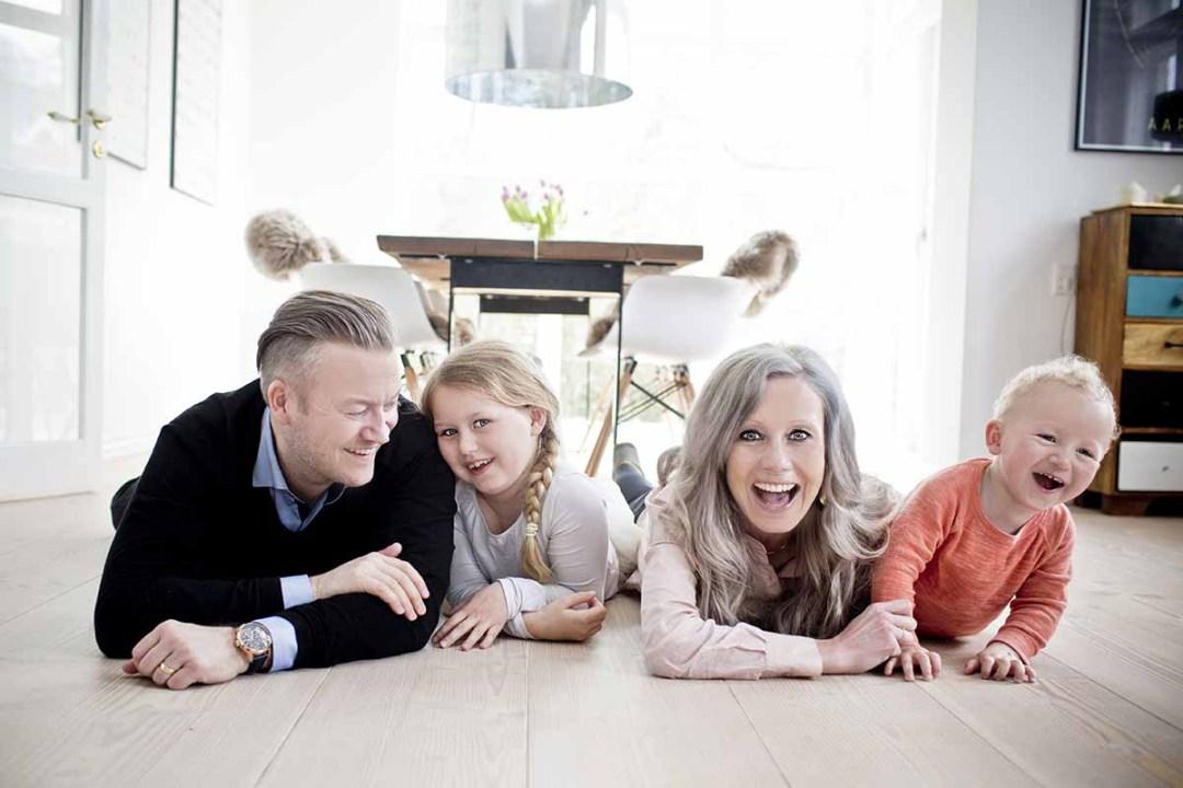 familie foto Odense