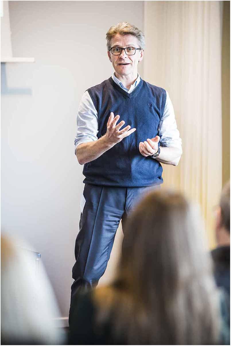 konference event i Odense