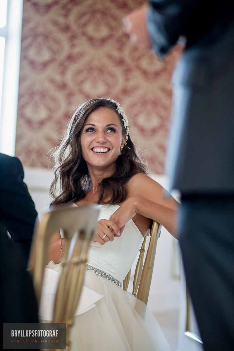 bryllup den store dag