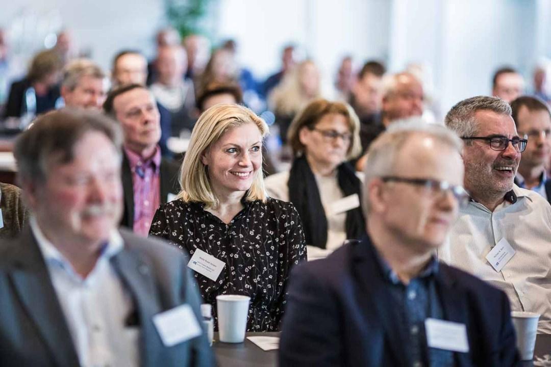 konference fotografering i Odense