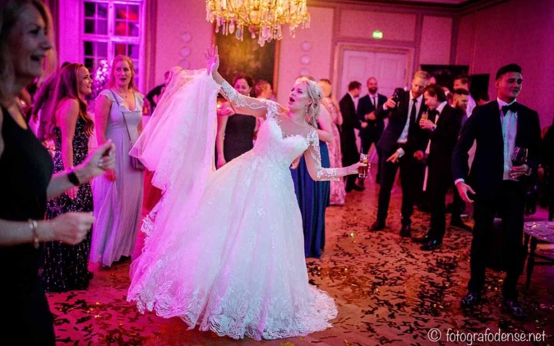 Bryllup på Fyn
