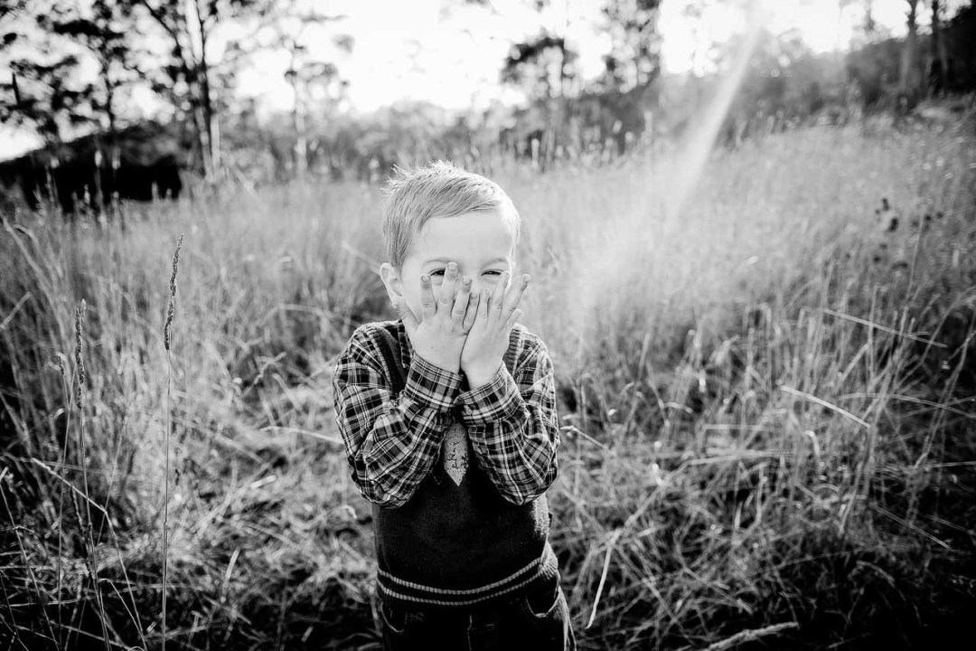 Fotografering af børn i Fredericia Kommune