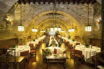 Reyes católicos restaurante
